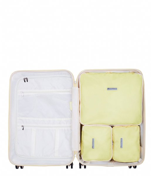 SUITSUIT  Fifties Packing Cube Set 24 Inch mango cream (26716)