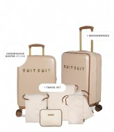 SUITSUIT Fab Seventies Special Travel Set 55 cm Warm Sand (42520)