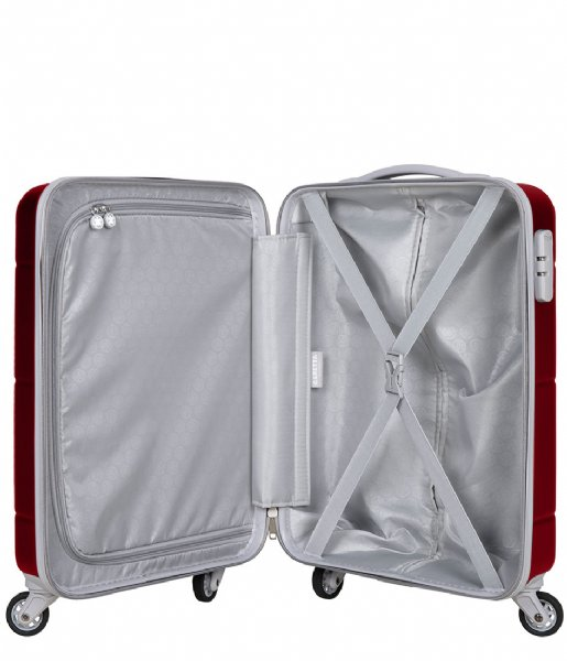 SUITSUIT  Caretta Suitcase 20 inch Spinner red cherry (12632)