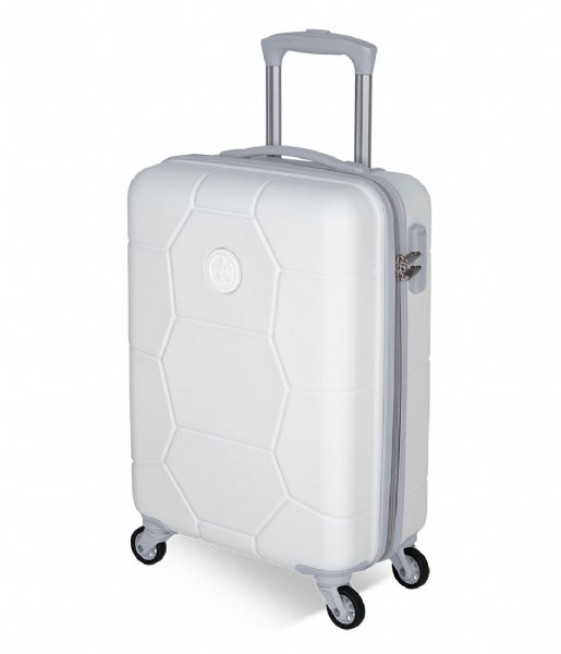 SUITSUIT  Caretta Suitcase 20 inch Spinner whisper white (12652)