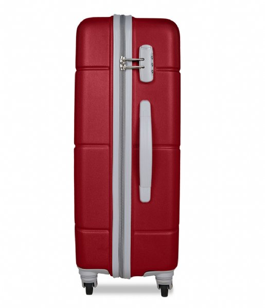 SUITSUIT  Caretta Suitcase 24 inch Spinner red cherry (12634)