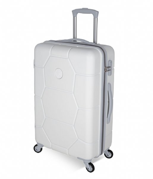 SUITSUIT  Caretta Suitcase 24 inch Spinner whisper white (12654)