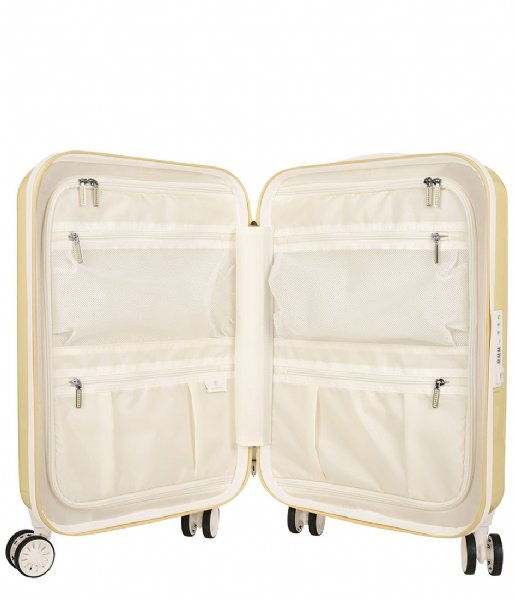 SUITSUIT  Suitcase Fabulous Fifties 20 inch Spinner french vanilla (12015)
