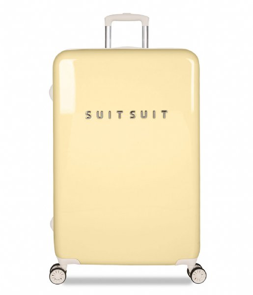 SUITSUIT  Suitcase Fabulous Fifties 28 inch Spinner french vanilla (12018)