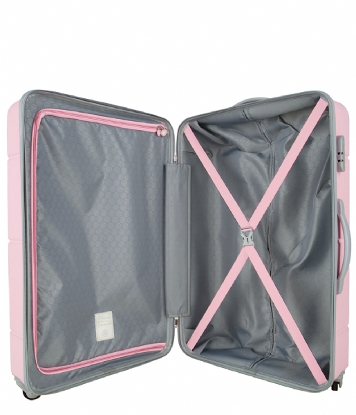SUITSUIT  Caretta Suitcase 24 inch Spinner pink lady (12314)