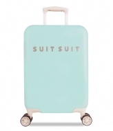 SUITSUIT Suitcase Fabulous Fifties 20 inch Spinner luminous mint (12225)