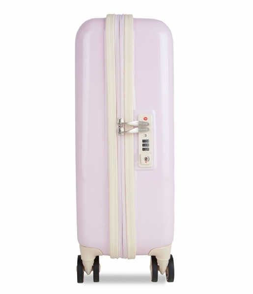 SUITSUIT  Suitcase Fabulous Fifties 20 inch Spinner pink dust (12215)