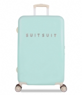 SUITSUIT Suitcase Fabulous Fifties 24 inch Spinner luminous mint (12224)