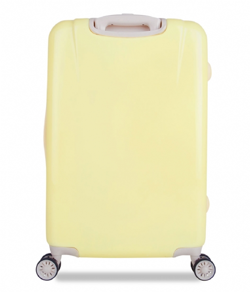 SUITSUIT  Suitcase Fabulous Fifties 24 inch Spinner mango cream (12204)