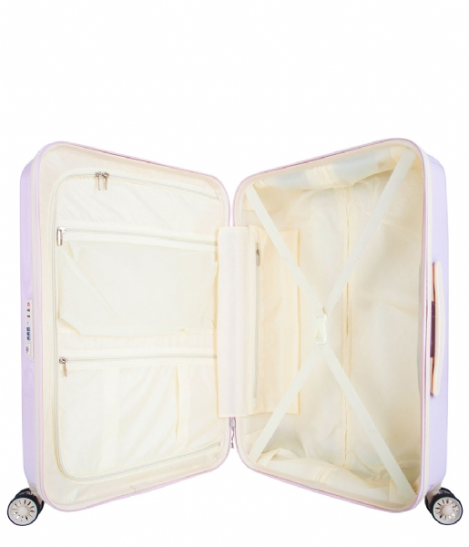 SUITSUIT  Suitcase Fabulous Fifties 24 inch Spinner pink dust (12214)