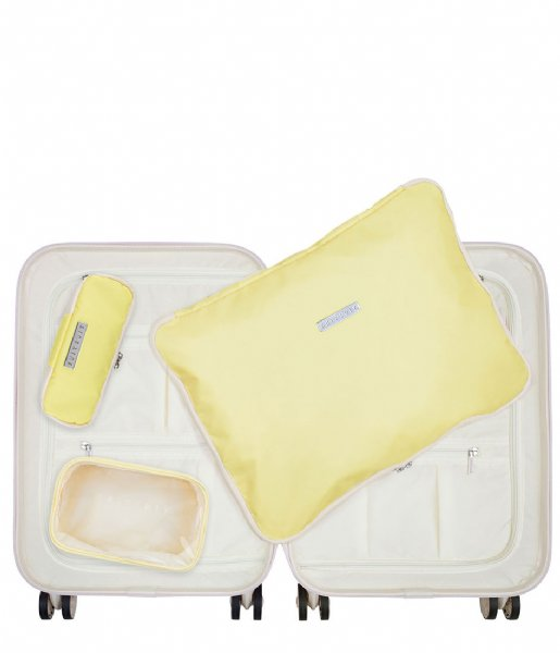 SUITSUIT  Fifties Packing Cube Set 20 Inch mango cream (26731)