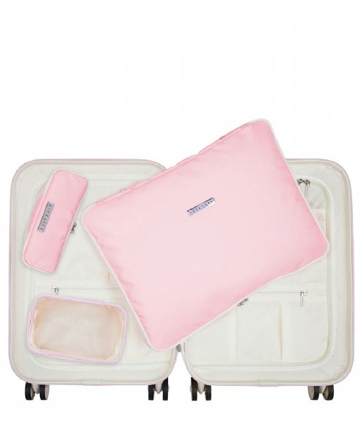 SUITSUIT  Fifties Packing Cube Set 20 Inch pink dust (26831)