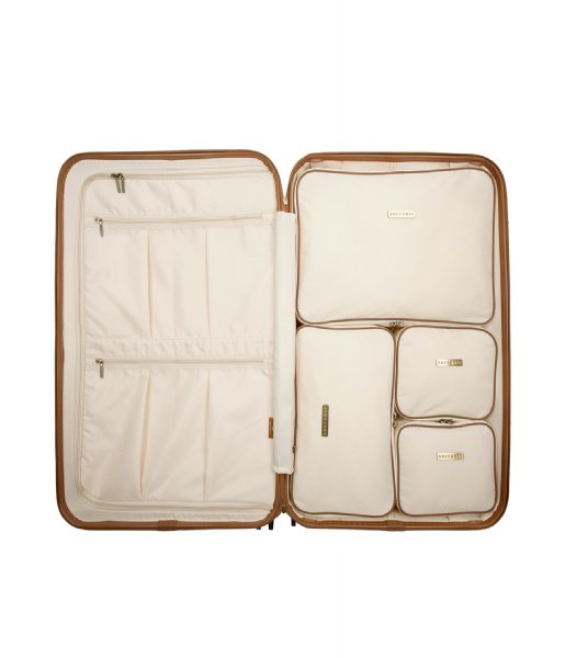 SUITSUIT  Fab Seventies Packing Cube Set 28 inch antique white (AS-71212)