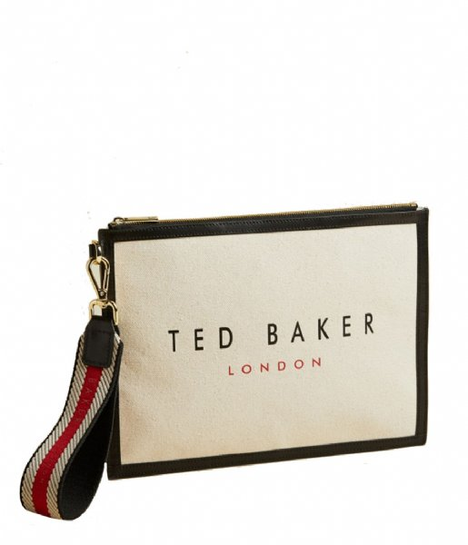 Ted Baker Clutch Vitora black