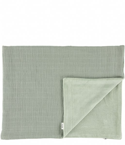 Trixie  Fleece blanket , 100x150cm - Bliss Olive Olive Green