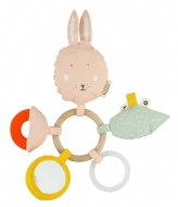 Trixie Activity Ring - Mrs. Rabbit Multi