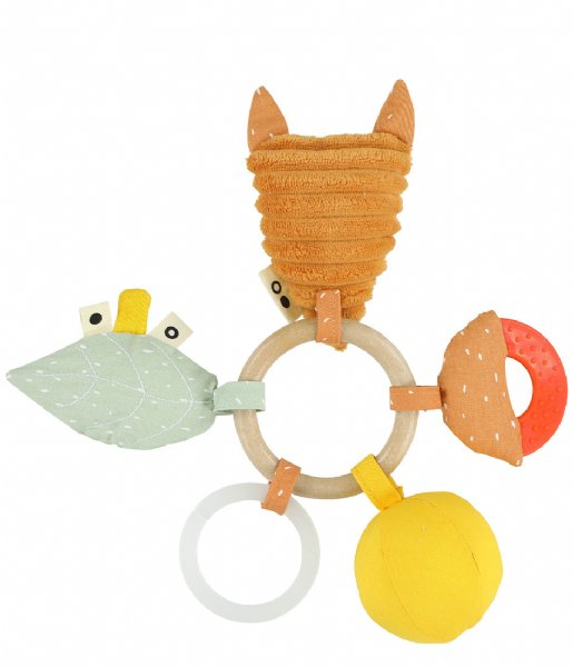 Trixie  Activity Ring - Mr. Fox Multi