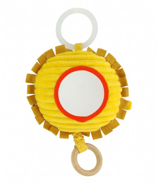 Trixie  Music toy - Mr. Lion Yellow