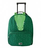 Trixie Travel Trolley Mr. Crocodile Groen