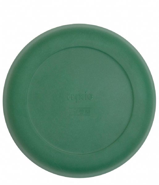 Trixie  Plate - Mr. Crocodile Print
