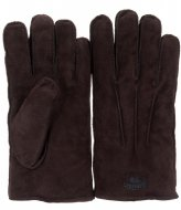 Warmbat Gloves Men Suede brown (GLO401066)