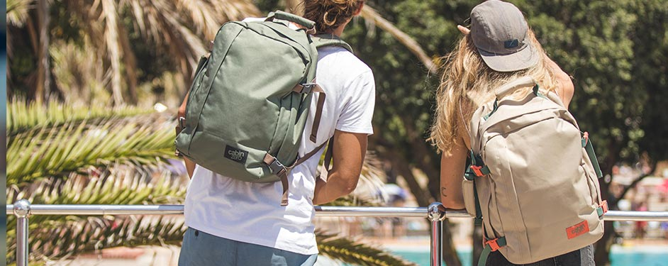 CabinZero backpacks
